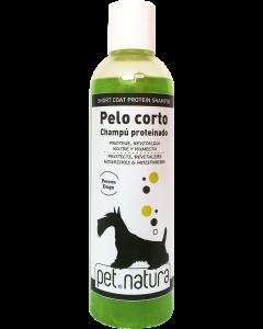 CHAMPÚ PELO CORTO