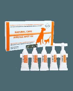 PIPETAS NATURAL CARE