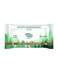 INODORINA GREEN TOALLITAS ILUMINADORAS 30U