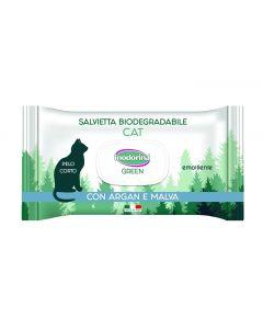 INODORINA GREEN TOALLITAS GATO PELO CORTO 30 UDS.