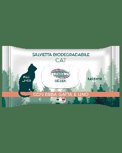 INODORINA GREEN TOALLITAS GATO PELO LARGO 30 UDS